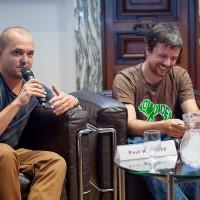 """Soirée """"FOOD IN MOTION"""" à l'ISR (Institut Suisse de Rome) le jeudi 14 juin 2012."""