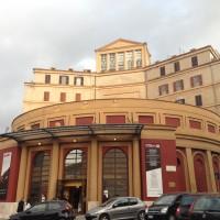 Invitation au festival Cortoons à Rome